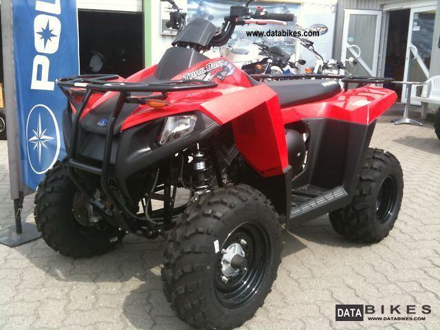 Polaris  Trail Boss 2x4 Approval 2011 Quad photo