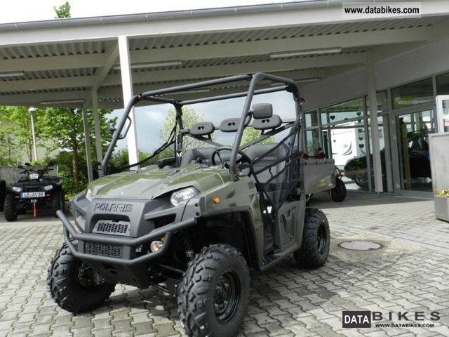 2011 Polaris  Ranger 800 XP EPS MY 12 LOF approval Motorcycle Quad photo
