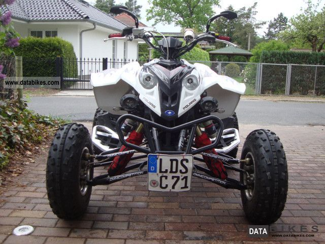 2007 Polaris  Predator 500 TLD Motorcycle Quad photo