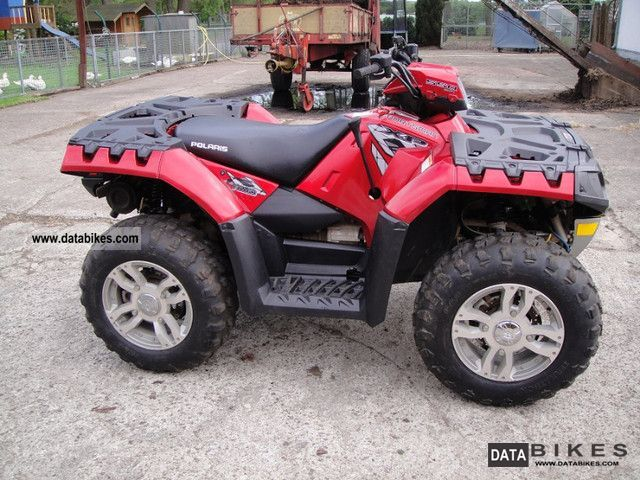 2011 Polaris Sportsman Xp 550