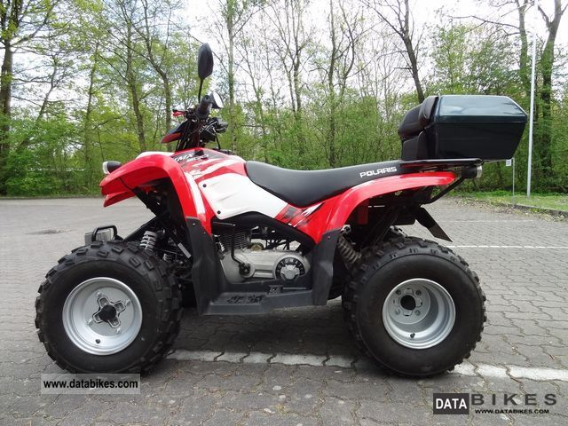 Polaris  Phoenix 200, cardan & Automatic 2010 Quad photo