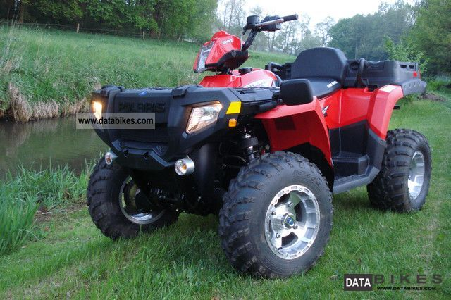 2011 Polaris  Sportsman 500 EFI X2 Motorcycle Quad photo
