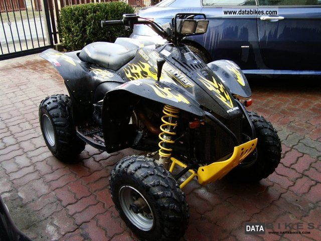 2005 Polaris  SCRAMBLER 500 4X4 Motorcycle Other photo