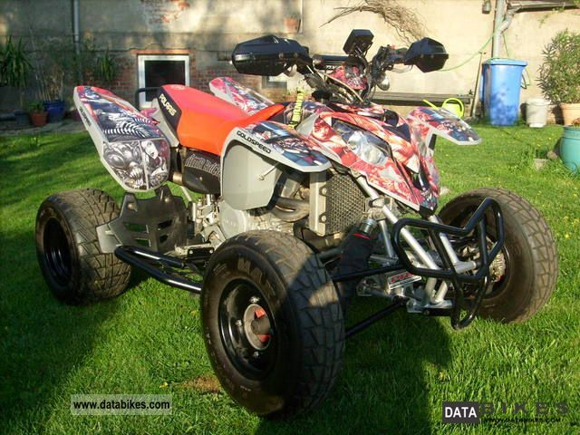 2006 Polaris  predator Motorcycle Quad photo