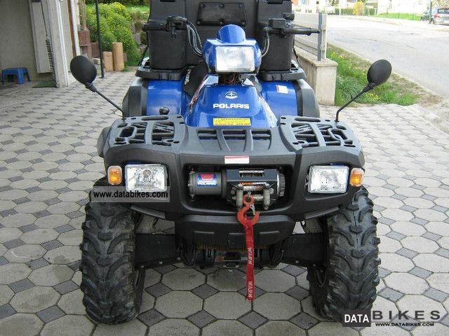 2003 Polaris  Sportsman 500 Motorcycle Quad photo