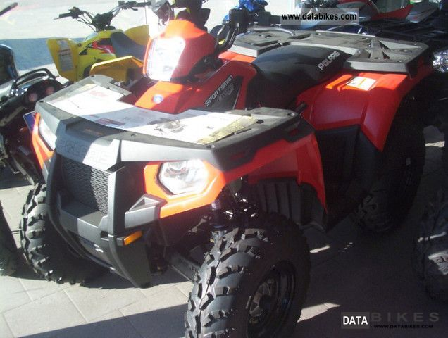 2011 Polaris  Sportsman 800 with TÜV special price Motorcycle Quad photo