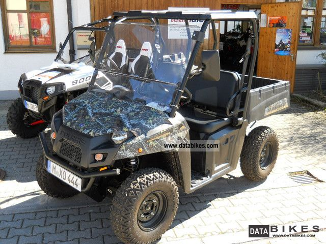 Polaris  Ranger \KM 2011 Electric Motorcycles photo