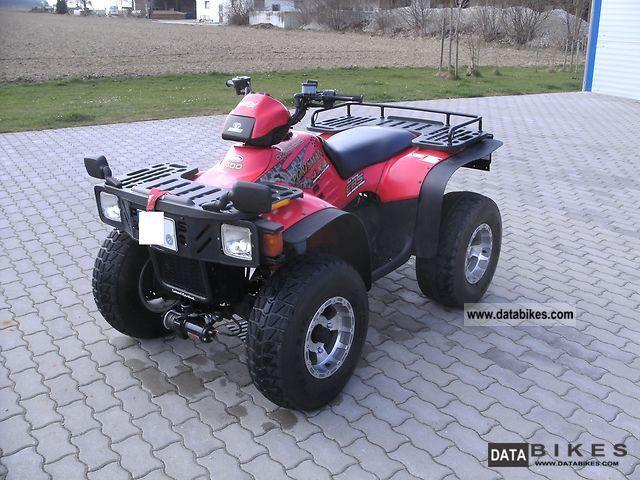 Polaris  Sportsman 500 4 x 4 1999 Other photo
