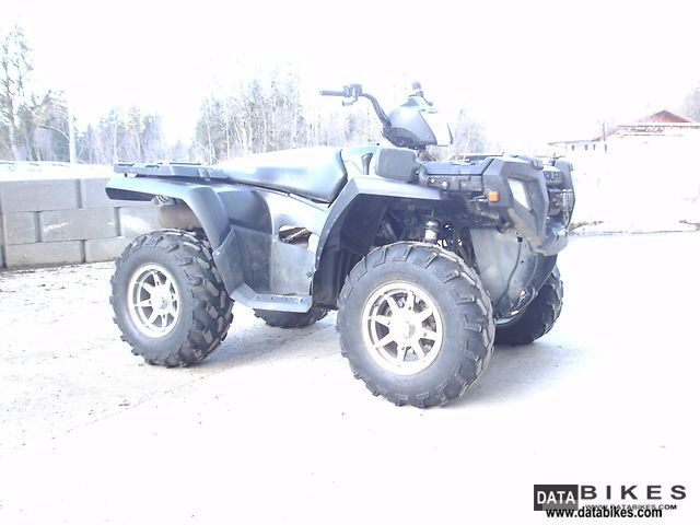 2009 Polaris  Sportsman 800 EFI Motorcycle Quad photo