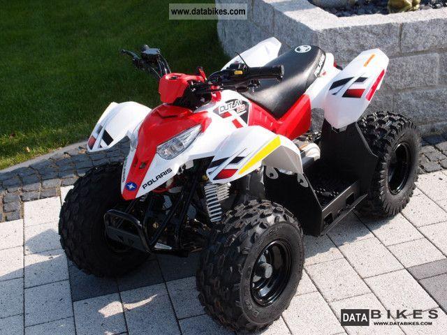 Polaris Outlaw 525 >> Polaris Bikes and ATV's (With Pictures)