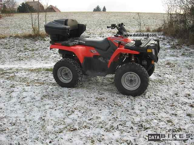 2007 Polaris  Sportsman 500 EFI Motorcycle Quad photo