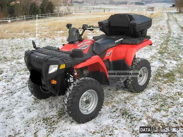 2007 polaris sportsman 500 efi. Black Bedroom Furniture Sets. Home Design Ideas
