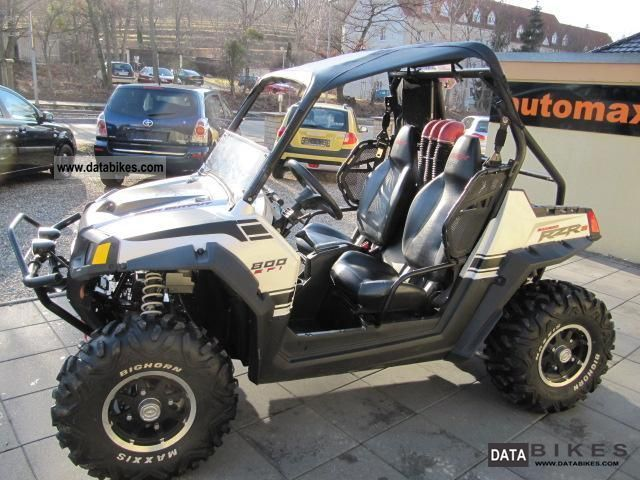 2012 Polaris  Ranger RZR S 800 LOF many accessories 1a state Motorcycle Quad photo