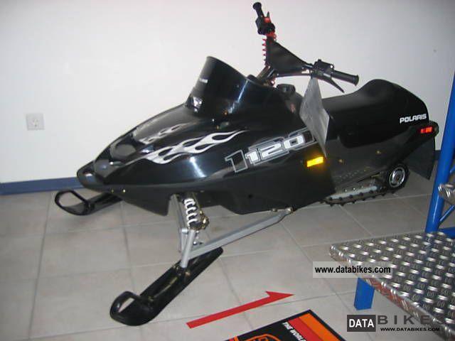 2010 Polaris  Snowmobile 120 Motorcycle Other photo