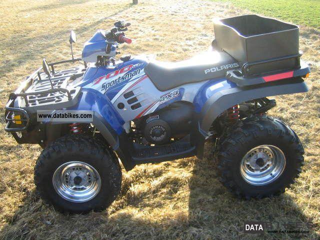 2003 Polaris  700 Sportsman Motorcycle Quad photo