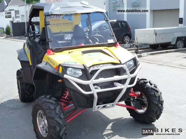 2011 Polaris  RZR 900 XP including LOF Motorcycle Quad photo