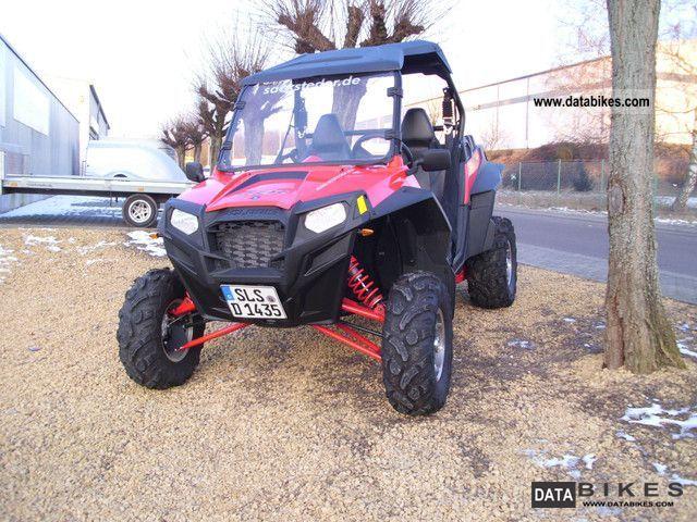 2011 Polaris  Ranger RZR 900 XP \ Motorcycle Quad photo
