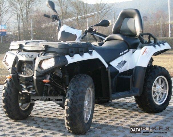 2011 Polaris  SPORTSMAN 850 HO TOURING 2012er series Motorcycle Quad photo