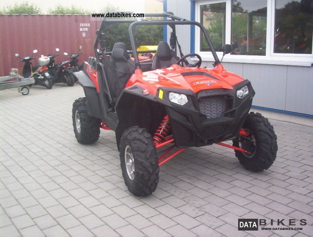 2011 Polaris  900 New RZR with LOF Best Price! Model 2012 Motorcycle Quad photo