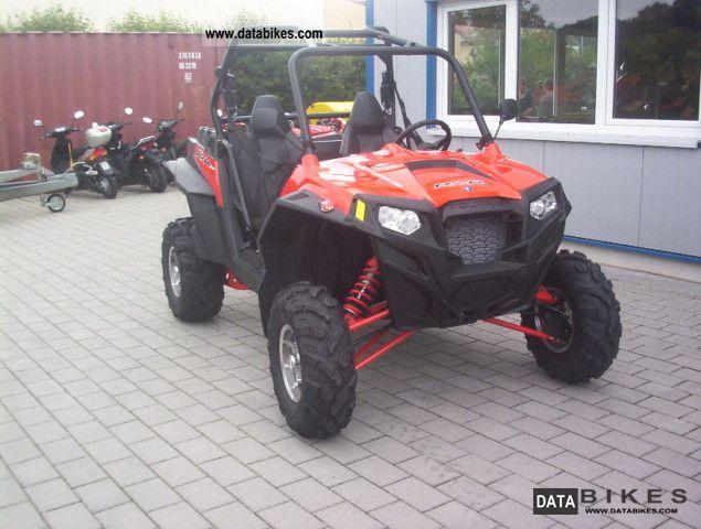 Polaris  900 New RZR with LOF Best Price! Model 2012 2011 Quad photo