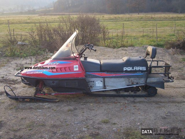 1997 Polaris  skuter śnieżny Indy Wide Track Motorcycle Other photo