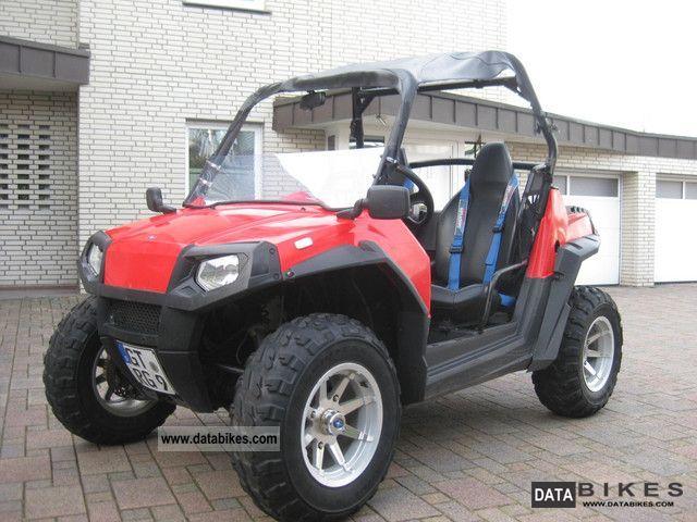 2008 Polaris  Ranger 800 RZR German approval! Motorcycle Quad photo