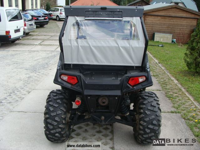 2009 Polaris Ranger RZR 800, 14 \LOF!