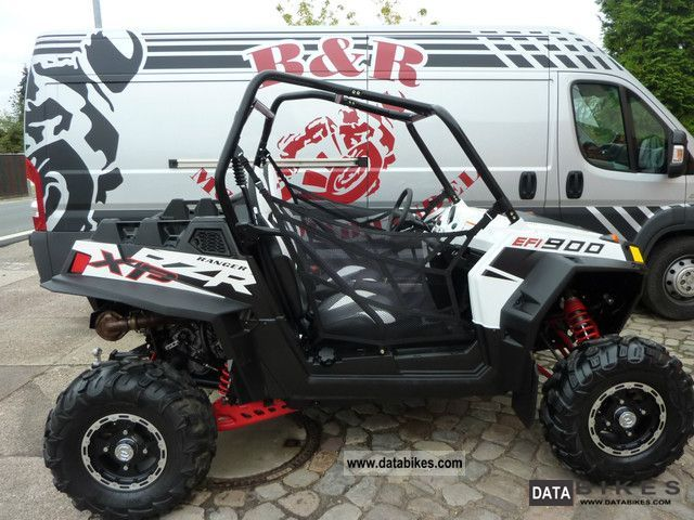2011 Polaris  RZR 900 XP LE Incl LOF approval and warning winds Motorcycle Quad photo