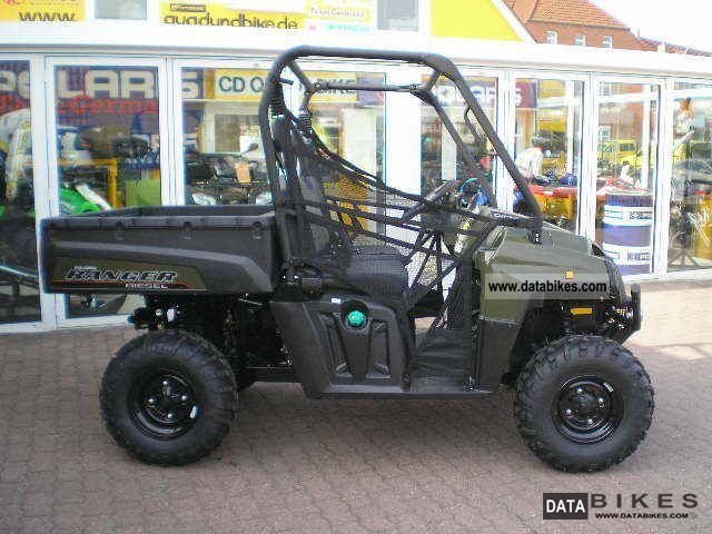 2011 Polaris  Ranger 900 diesel with LOF approval Motorcycle Quad photo