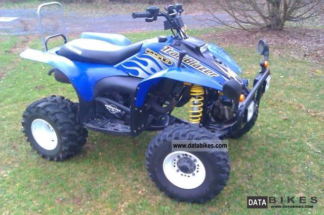 Polaris Bikes and ATVs (With Pictures)