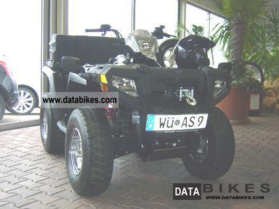 2006 Polaris  Sportsman 800 EFI Motorcycle Quad photo