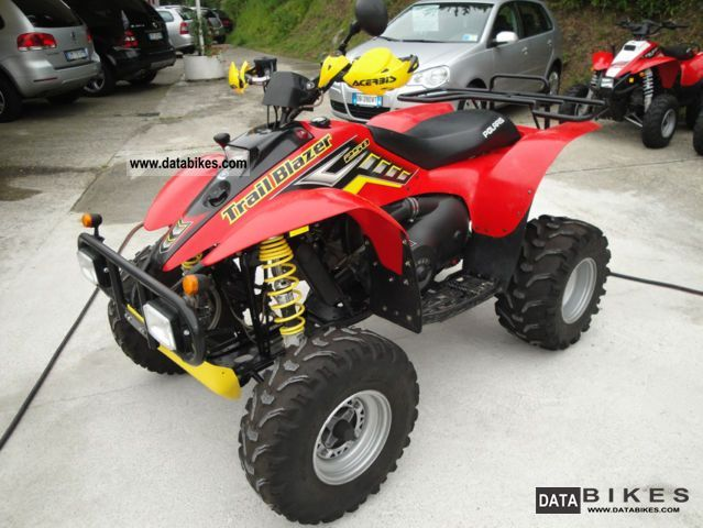 2005 Polaris  TRAILBLAZER 250 a Verbania (VB) Motorcycle Quad photo