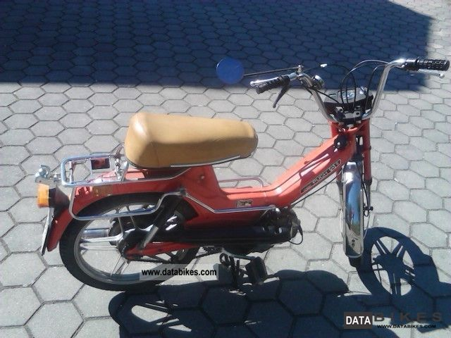 1980 Puch  Maxi moped S Motorcycle Motor-assisted Bicycle/Small Moped photo