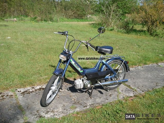 1991 Puch  Maxi N Motorcycle Motor-assisted Bicycle/Small Moped photo