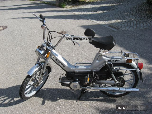 1981 Puch  Maxi S Motorcycle Motor-assisted Bicycle/Small Moped photo
