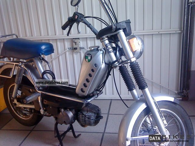 1982 Puch  AX 40 M Motorcycle Motor-assisted Bicycle/Small Moped photo