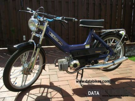 1985 Puch  Maxi N (no Piaggio) Motorcycle Motor-assisted Bicycle/Small Moped photo