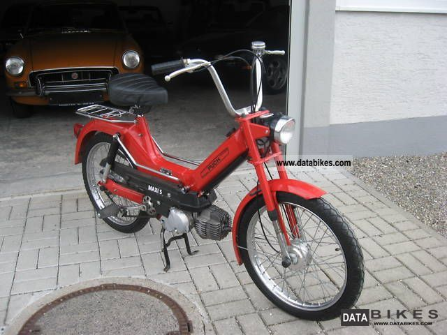 Puch  Maxi S new condition! 1979 Vintage, Classic and Old Bikes photo