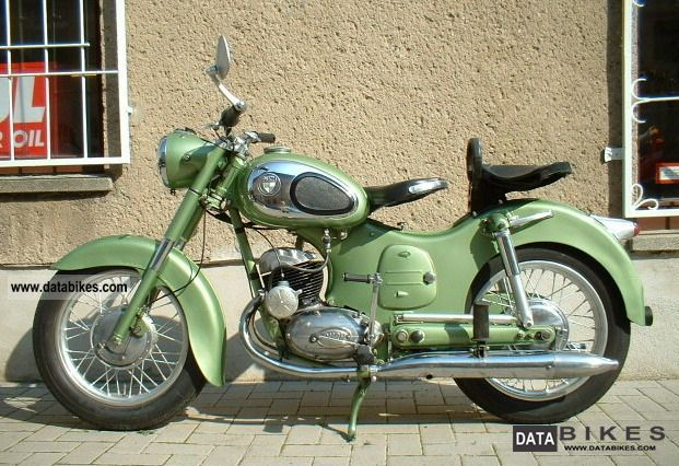 Puch  SV 175 1957 Vintage, Classic and Old Bikes photo