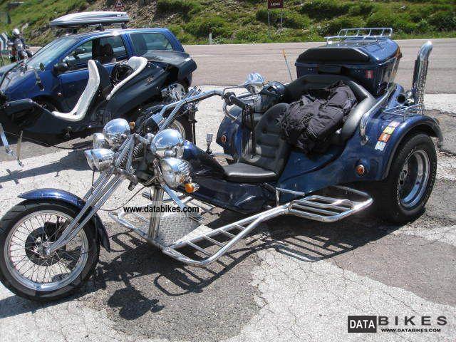 2001 Rewaco  HS 4 Family Motorcycle Trike photo