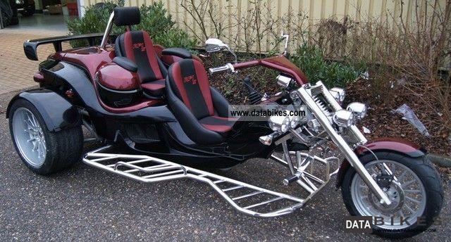 2011 Rewaco  RF1 LT \ Motorcycle Trike photo