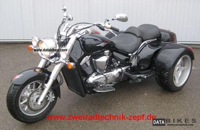 2010 Rewaco  CT 1800, Suzuki Trike Motorcycle Trike photo