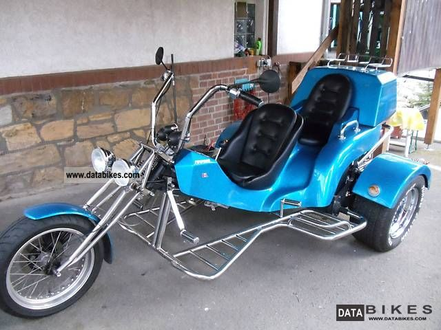 1998 Rewaco  HS 1/3 Motorcycle Trike photo