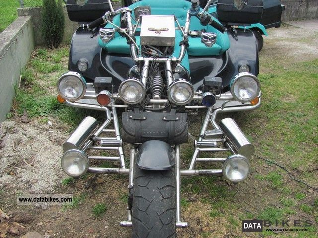 2000 Rewaco  HS 4 Family Motorcycle Trike photo