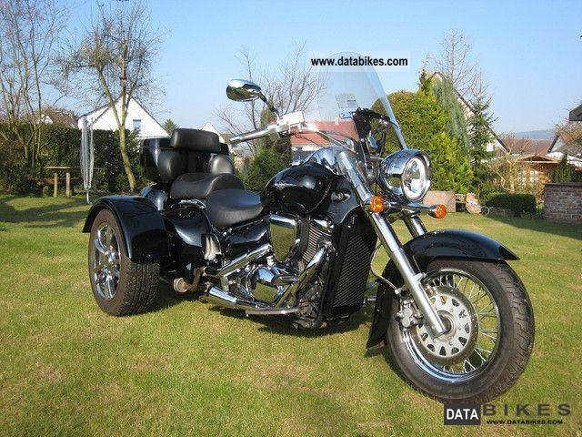 2010 Rewaco  CT 800 S Motorcycle Trike photo