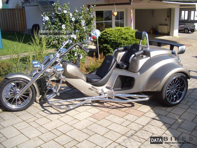 2012 Rewaco  RF1 - GT - Style Motorcycle Trike photo