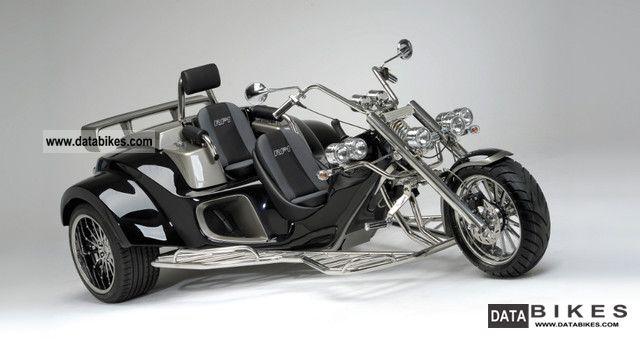 2011 Rewaco  GT Motorcycle Trike photo