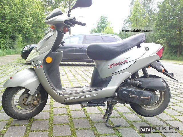 2007 Rieju  YH50QT-2 Motorcycle Scooter photo