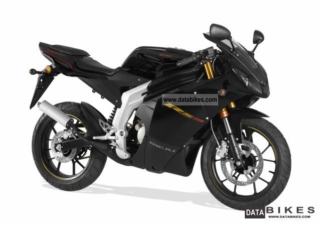 2011 Rieju  RS3 50 Motorcycle Motor-assisted Bicycle/Small Moped photo