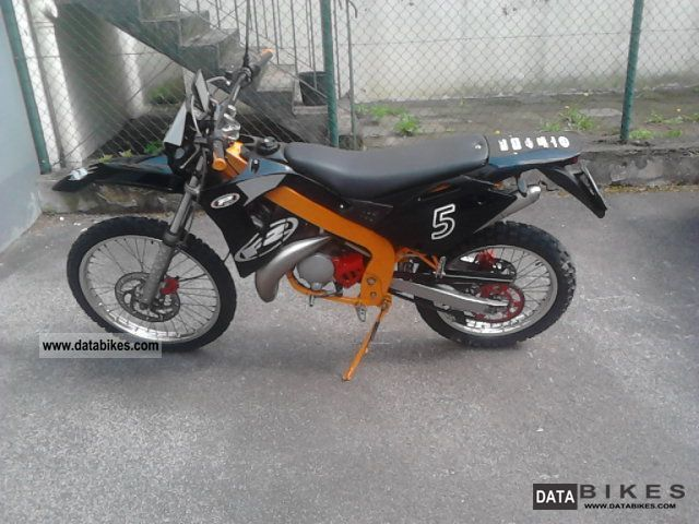2007 Rieju  mrx 50 Motorcycle Motor-assisted Bicycle/Small Moped photo